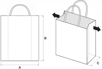Paper Bag Size Guide